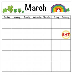 march-montly-calendar