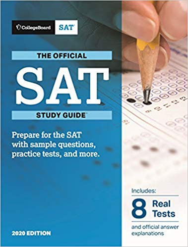 Official SAT Study Guide (2020 Edition)
